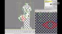 【3ds Max游戏美术课】43.消防栓模型UV分展II