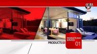 AE企业包装模板 专题包装 产品介绍公司片头Uniform - Corporate Video Package