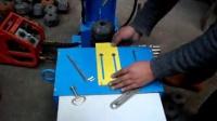 哑铃焊接专机调试3
