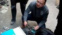 哑铃焊接专机调试2
