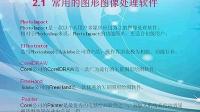 [PS]PhotoshopCS4从入门到精通中文教程-2.1常用的图形图像处理软件_标清