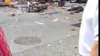 厦门一小吃店煤气瓶发生爆炸