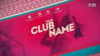 586_夏季音乐俱乐部包装动画AE模板