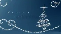 AE模板 雪花圣诞快乐 Stylish Xmass