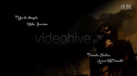 AE模板:水墨宣纸历史文化宣传片 VideoHive History Style Movie Opening