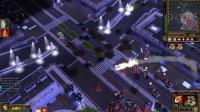 红警3 大地图和凶残AI进行中后期正面决战 4W/2人