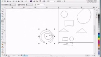CDR抠图教程cdr视频教程cdr广告设计教程cdr平面设计cdr基础教程