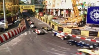 2014澳门格兰披治大赛车精彩剪辑