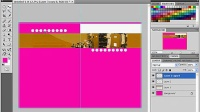 [PS]PhotoshopCS4从入门到精通中文教程-17.4企业画册封面设计_标清