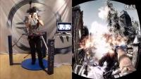 身临其境体验上古卷轴5 (Oculus Rift + Virtualizer跑步机)_超清