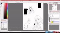 免费的漫画制作软件「Cloud Alpaca」 制作動画