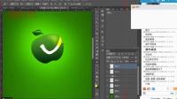 [PS]ps平面设计教程photoshop基础入门视频教程 简约宣传页设计技巧