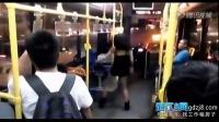 广东湛江2路公交车上性感女子大跳钢管舞激情四射惊呆乘客 视频-湛江8网