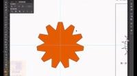[Ai]29.Adobe illustrator视频基础教程第二十九节--路径查找器-齿轮的制作