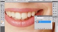 用PS美白牙齿