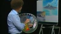 Bob Ross-艺术大师风景油画经典教程13 - Double Take
