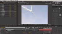 [AE]AE制作流行拖尾效果教程-Creating a Meteor VFX Shot in After Effects