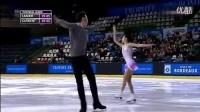 2014年大奖赛法国站双人滑-王雪涵王磊-短节目