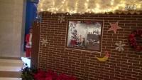石家庄希尔顿圣诞姜饼屋