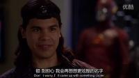 【极光字幕组】The Flash 闪电侠 特辑 - 追随闪电 #1 中英双语字幕