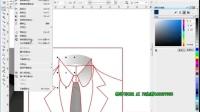 CDR X6教学 服饰UI图标设计 CDR入门视频教程 CDR高级教程