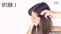 『米娅美妆』4种简单&cute的发型教程3