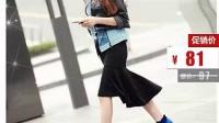 2014靴子新款 纯色系带超高跟马丁靴短筒女靴 性感美女nv靴nv鞋