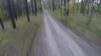 户外骑行,结果被熊追着跑