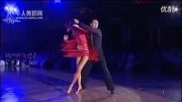 2014年世界超级巨星舞蹈节表演舞桑巴迈克尔 乔安娜舞蹈赛_超清