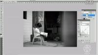 NO.7 如何将彩色照片变成黑白