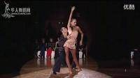 2014年世界超级巨星舞蹈节表演舞伦巴谢尔盖 梅琳达舞蹈_超清