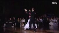 2014年世界超级巨星舞蹈节表演舞维也纳华尔兹Domen and Monica_超清