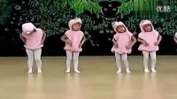 幼儿舞蹈视频《兔子舞》儿童舞蹈大全[标清版]_标清