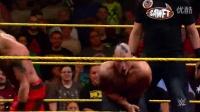 WWE NXT TakeOver 四重威胁赛 60秒精彩看点