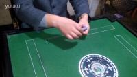 扑克牌荷官发牌