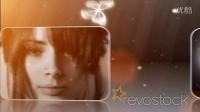 Videohive 3016-温暖阳光蝴蝶AE模板-星星非编素材