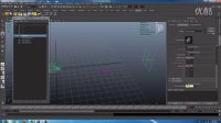 Maxwell Render 插件 for Maya- 摄像机焦点