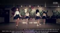 可爱清纯美女跳性感舞像是日本舞