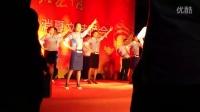 小苹果舞蹈20140828门头沟区石龙晚会(被遮挡的美女)