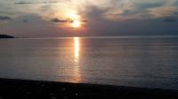 拉迈海滩日出