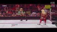 wwe女子性感摔跤Kelly Kelly vs Maryse Divas