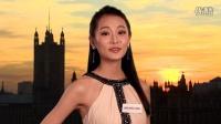 2014世界小姐竞选 中国香港小姐王卓淇自我介绍短片