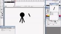 flash5火柴人动画教程---走路教程
