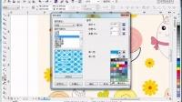 邢帅教育coreldraw教程cdrx6教程第32课:纹理和PostScript底纹填充运用技巧
