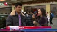 霍思燕杜江夫妻档拍戏甜蜜无敌