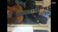 【琴友】吉他弹唱《红玫瑰》(视频)