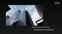 AE模板编号-3027 商务类宣传模板