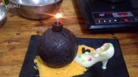 巧克力地雷,真的会爆炸!