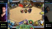 Heroes of Cards第4届8强淘汰赛第3场:Lothar vs Hosty