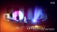 婚礼喜宴炫彩梦幻开场视频片头AE自动模板